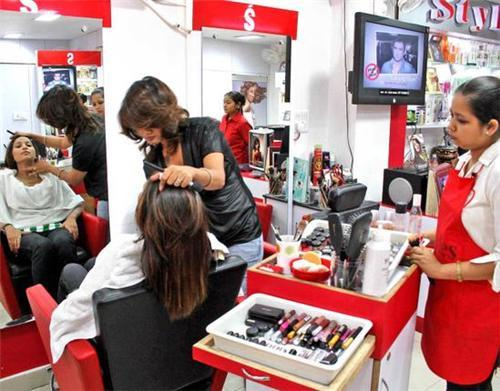 Beauty Parlour in Angul