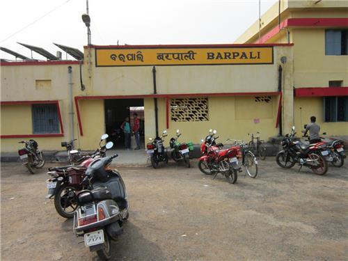About Barapali