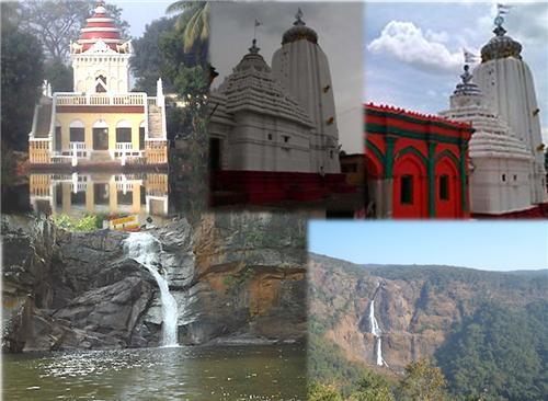 Tourist Spots in Baripada