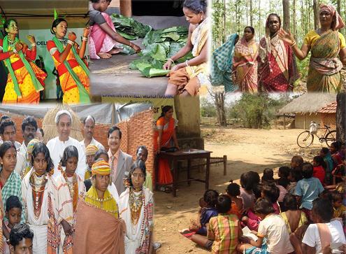 Tribal Communities in Baripada