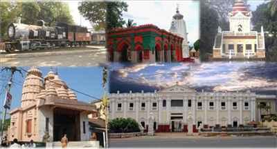 The Cityof Baripada
