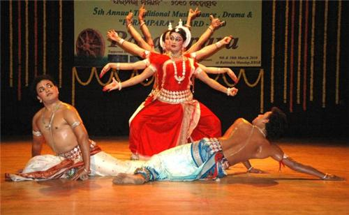 Art and Culture of Ganjam
