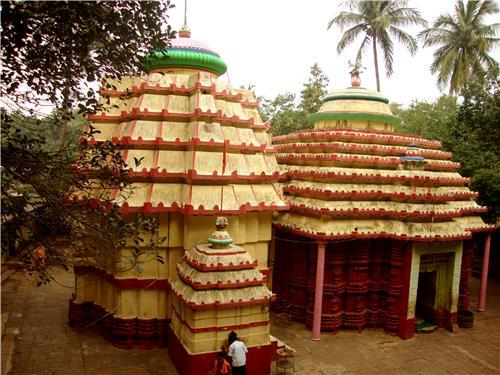 Temples in Jajpur