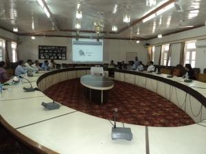 Kendujhar Administration