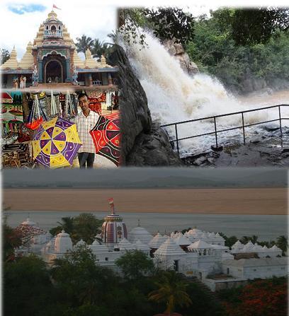 Tourism in Kendujhar