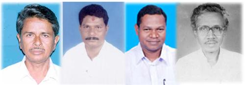 List of MPs and MLAs from Kendujhar