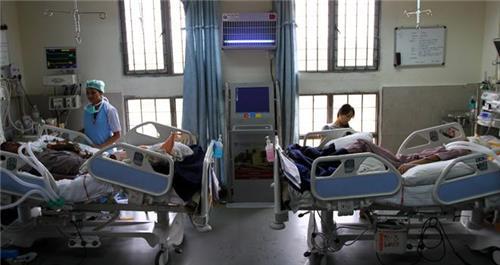 Health Care Services in Konark