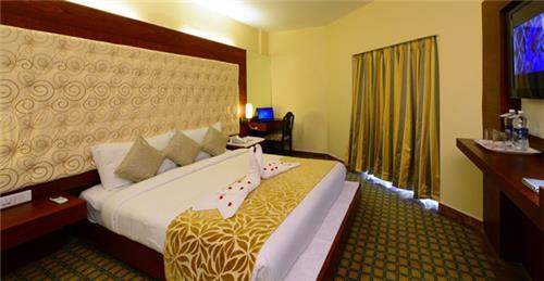 Resorts in Konark