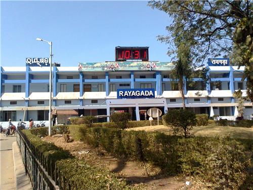 About Rayagada City