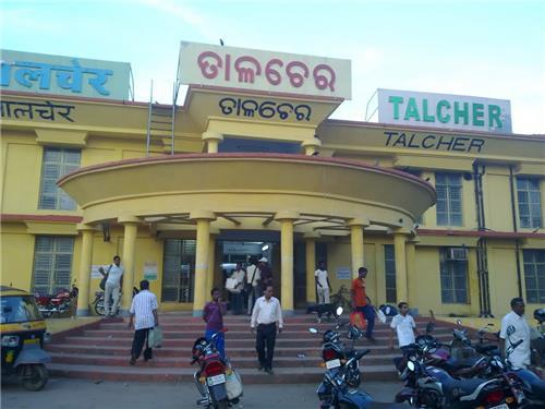 Profile of Talcher
