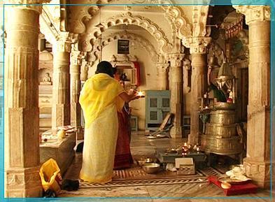 Pallaviya Parshwanath Jain Temple