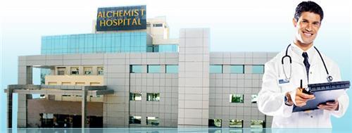 Alchemist Hospital. Panchkula