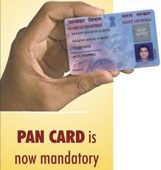 PAN Card in Panchkula