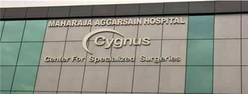 Cygnus Maharaja Aggarsain Hospital in Panipat
