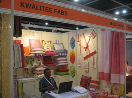 Textile Exhibition in Panipat