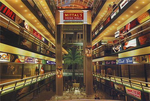 Mittal's Mega Mall in Panipat
