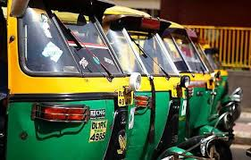 Auto Rickshaw in Panipat