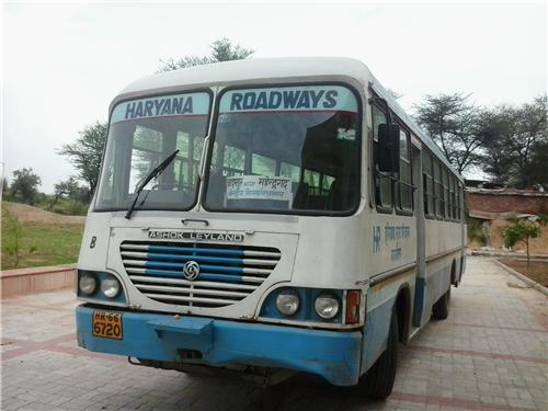 Roadways Buses in Panipat