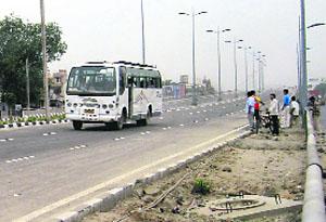 Buses Running in Panipat