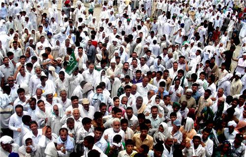 People in Panipat