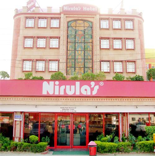 Hotel Nirula's in Panipat