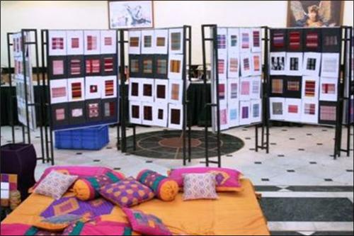 Textile Centers and Exhibitions in Panipat