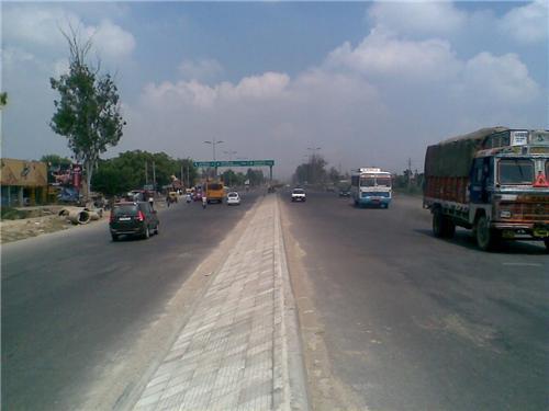 Localities in Panipat