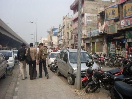 Shopping in Panipat