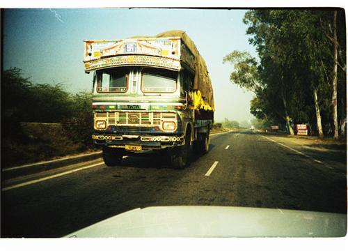 Transporters in Panipat