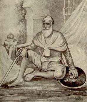 Baba Ala Singh (Source: http://www.sikh-heritage.co.uk/heritage/Maharajas%20of%20Punjab/Mah%20Punj%20States.htm)