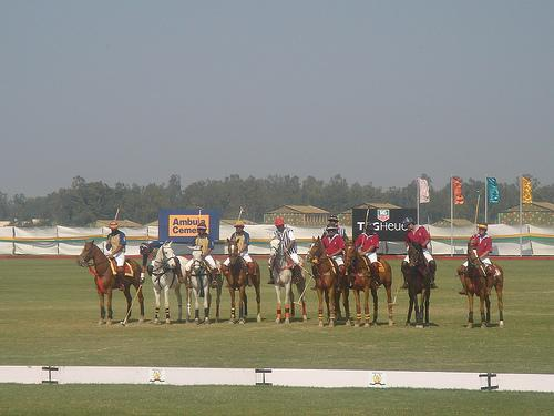 Polo Ground
