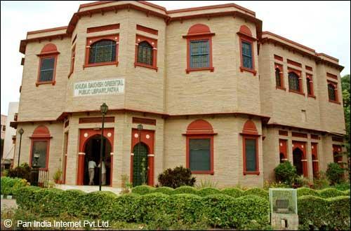 Khuda Baksh Oriental Library