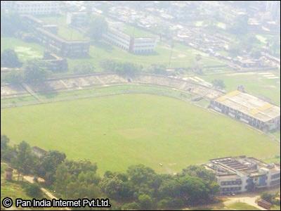 Famous Sport Stadium in Patna, Bihar