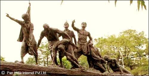 Martyr's Memorial of Patna
