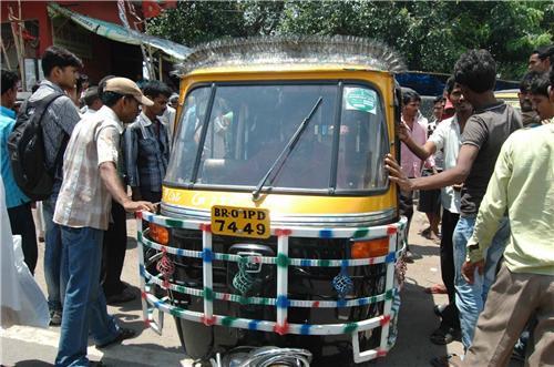 Modes of transportation in Patna