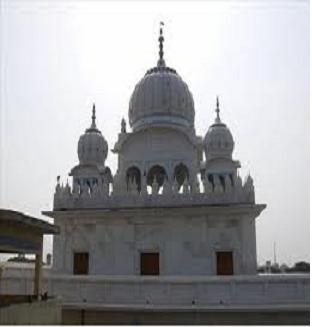 Chhathavi Padshahi Gurudwara in Pilibhit