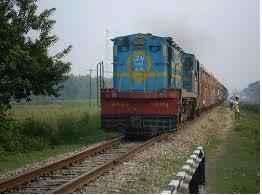 Pilibhit rail transport