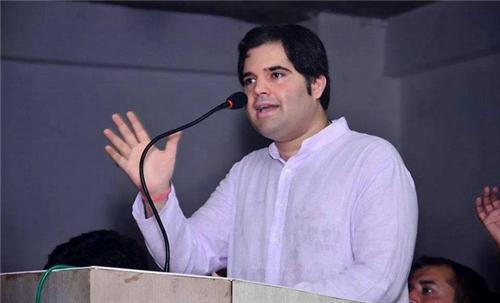 Varun Gandhi MP from Pilibhit Constituency