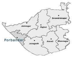 About Porbandar