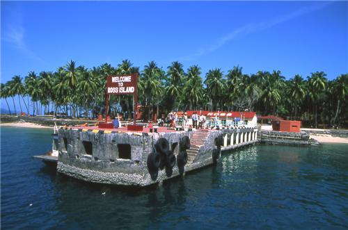 Areas in Port Blair
