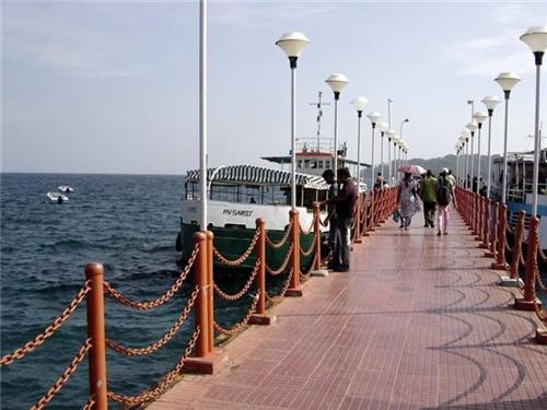 Business and economy in Port Blair