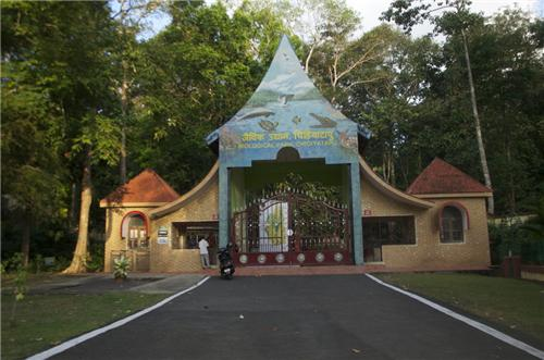 parks in Port Blair