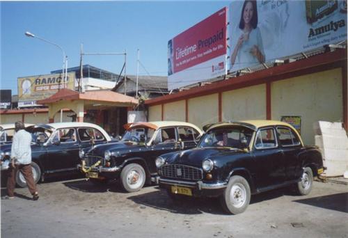 Roadways in Port Blair
