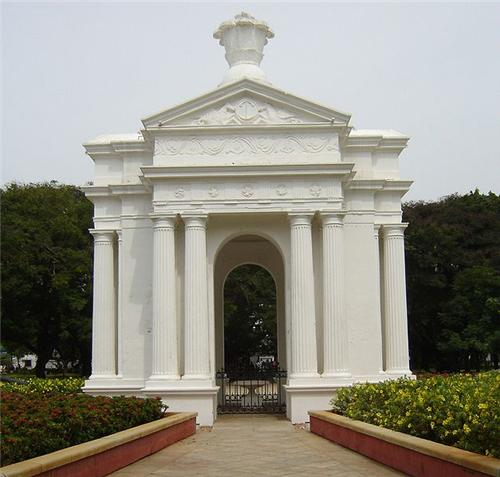 Monuments in Puducherry