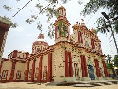 Churches in Puducherry