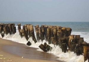 Beaches in Puducherry