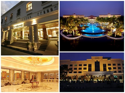 Puducherry 5 Star Hotels
