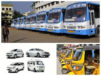 Transport in Puducherry