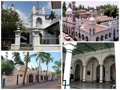 Puducherry Mosques