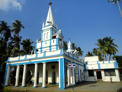 Famous Churches in Puducherry